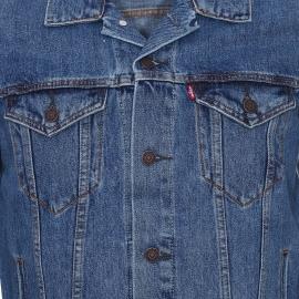 Veste en jean Trucker Levi's bleu clair vintage