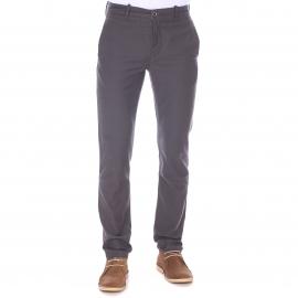 Pantalon Levi's 511 Chino 2 Eiffel Tower gris en coton et laine