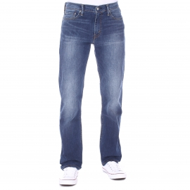 Jean Levi's 504 Regular Straight Fit Cloudy bleu