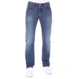 Jean Levi's 501 Original Fit Collins bleu clair