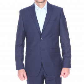 Costume Pascal Morabito bleu marine