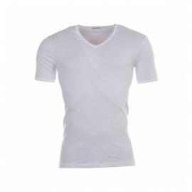 Tee-Shirt col V Eminence blanc