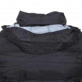 Doudoune matelassée sans manches Schott N.Y.C en nylon noir