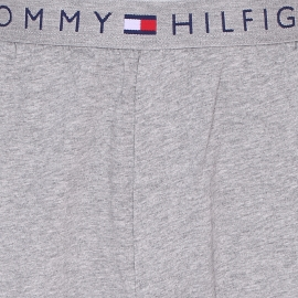 Short d'intérieur Tommy Hilfliger gris chiné