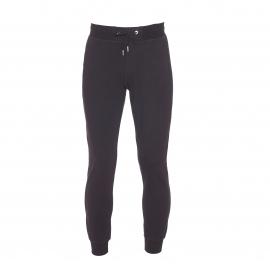 Pantalon de jogging Antony Morato Silver en coton noir