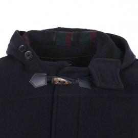 Duffle Coat Malo Armor Lux bleu marine