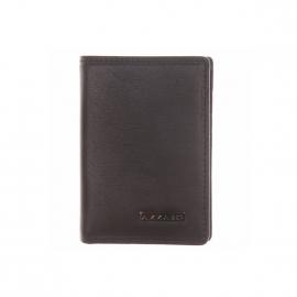Porte-Cartes Azzaro en cuir noir