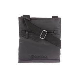 Sacoche plate Metro Calvin Klein Jeans noire