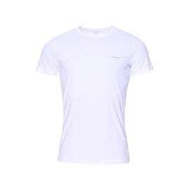 Lot de 3 tee-shirts col rond Diesel Blancs