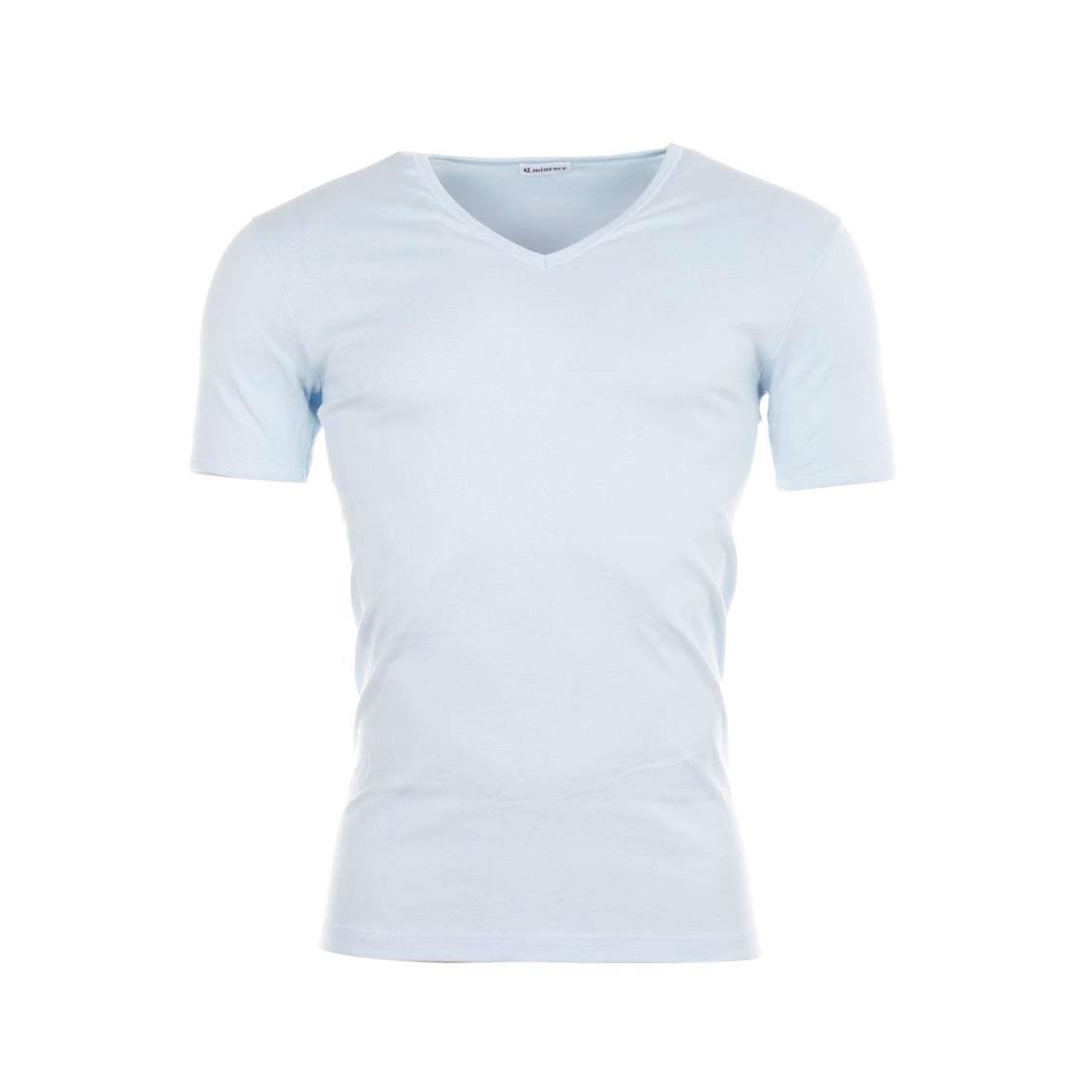 785dfed6776d ... ciel Tee-shirt Bleu Eminence homme. 1 · 2