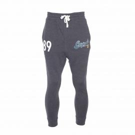 Pantalon de jogging Jack&Jones en coton gris