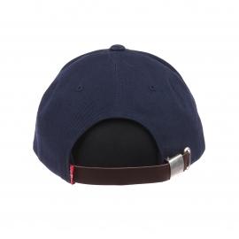 Casquette Baseball Levi's bleu marine brodée 501