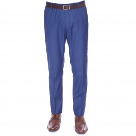 Pantalon de costume Selected One Mylologan bleu