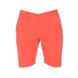 Short chino Serge Blanco orange
