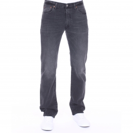 Jean Levi's 501 Original Fit Black Range Noir