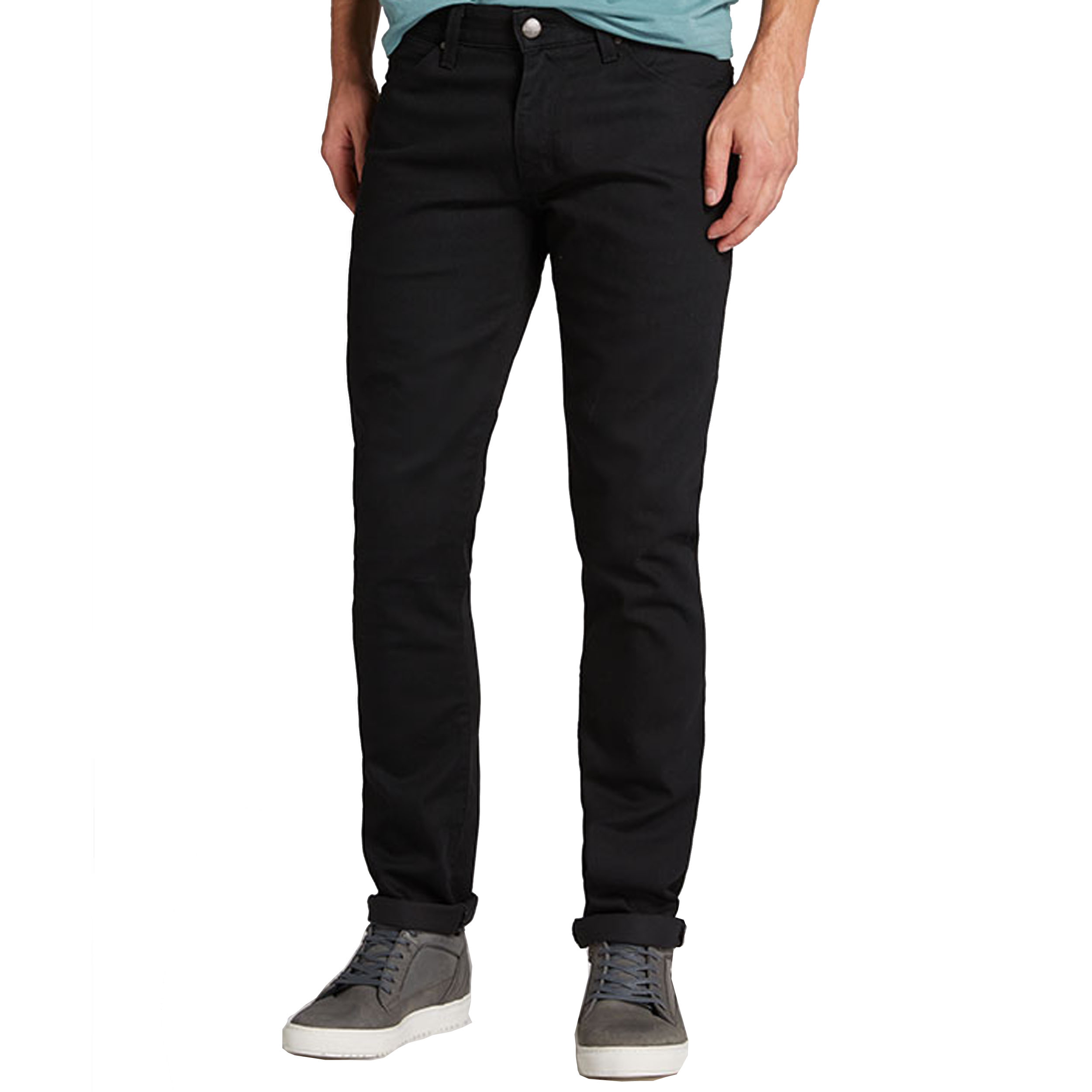 Jean slim tapered larston  noir