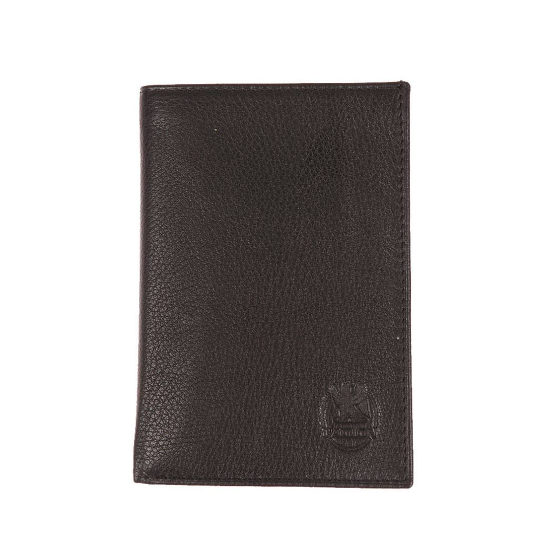 porte cartes ultra plat l 39 aiglon en cuir noir rue des hommes. Black Bedroom Furniture Sets. Home Design Ideas