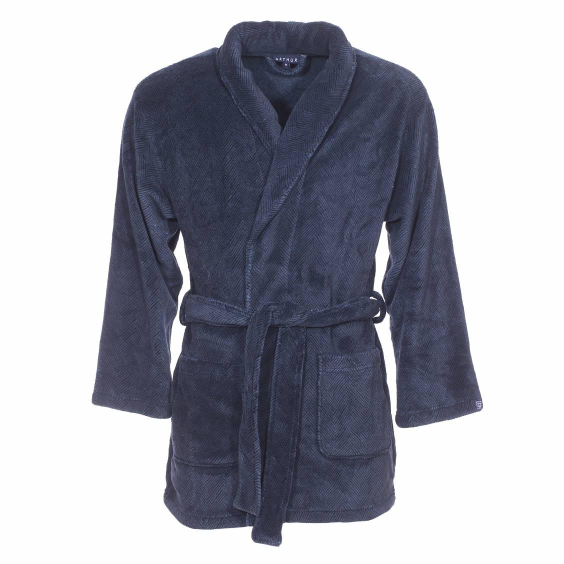 veste d interieur homme veste d u0027int rieur pour homme en laine shetland avec contrastes en. Black Bedroom Furniture Sets. Home Design Ideas