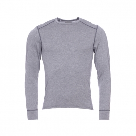 Tee-shirt manches longues Thermik Athena gris foncé ultra chaud et léger