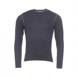Tee-shirt manches longues Thermik Athena noir ultra chaud et léger