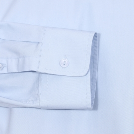 Chemise cintrée Chevignon en coton bleu ciel