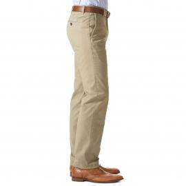 Pantalon ajusté Dockers Marina Khaki Original beige foncé