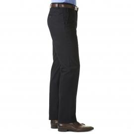 Pantalon ajusté Dockers Marina Khaki Original bleu marine