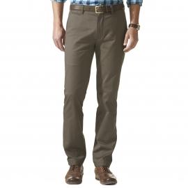 Pantalon chino ajusté Dockers Marina khaki Original kaki