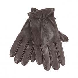 Gants Dockers en simili-cuir marron