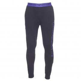 Pantalon d'intérieur forme jogging Emporio Armani noir