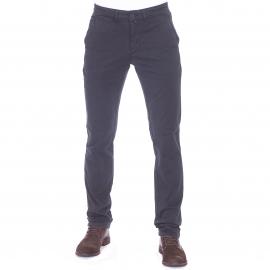 Pantalon chino ajusté Phil Gentleman Farmer bleu marine