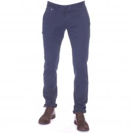 Pantalon chino slim Hilfiger Denim bleu marine