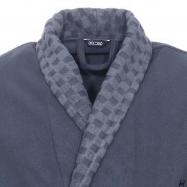 Veste d'intérieur courte Splendid Hom en polaire gris foncé