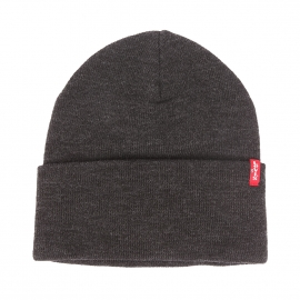 Bonnet à revers Levi's anthracite