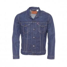 Veste en jean Trucker Levi's bleu brut