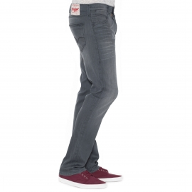 Jean Levi's 504 Straight Tapered Gris