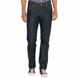 Jean Levi's 501 Original Normal Fit bleu foncé