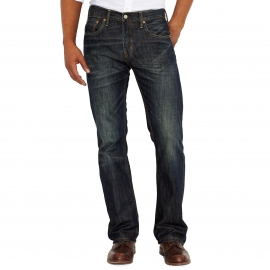 Jean Levi's 527 Dusty Black Bootcut