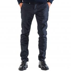 Pantalon slim Meltin'Pot bleu foncé