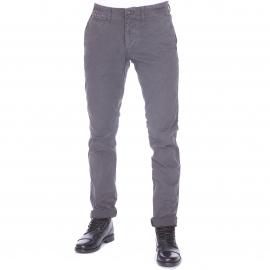 Pantalon ajusté Napapijri gris foncé