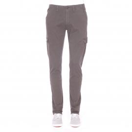 Pantalon cargo Buvbat TBS en coton gris anthracite