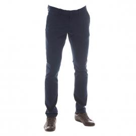 Pantalon chino Teddy Smith en coton stretch bleu marine