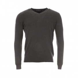 Pull Teddy Smith en coton anthracite