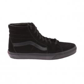 Baskets hautes SK8-HI Vans noires effet daim