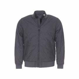 Bomber Levi's Thermore quilted bomber jacket noir