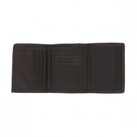 Portefeuille Dickies en tissu noir