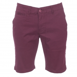 Short chino Dickies Palm Springs bordeaux