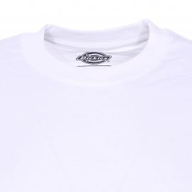 Lot de 3 tee-shirts col rond Dickies blanc, gris chiné et noir