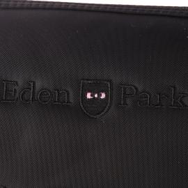 Trousse de toilette Eden Park en toile noire