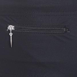 Slip de bain Eminence noir zippé sur le côté